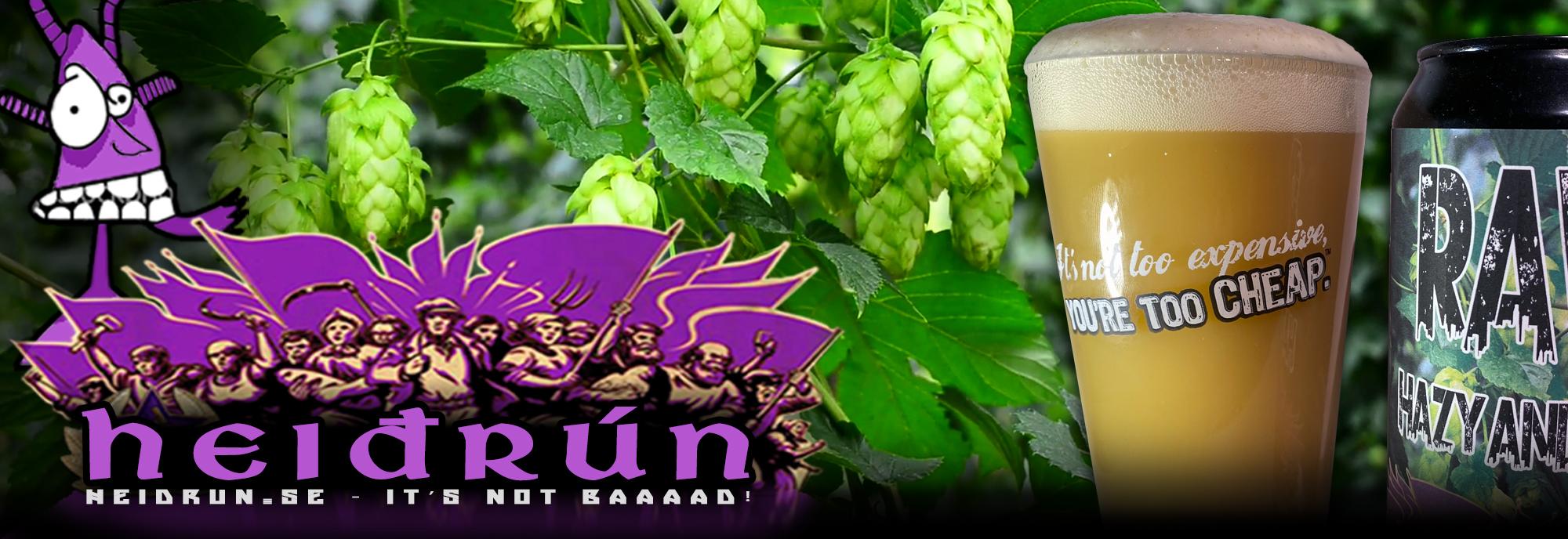 Heiðrún brewery